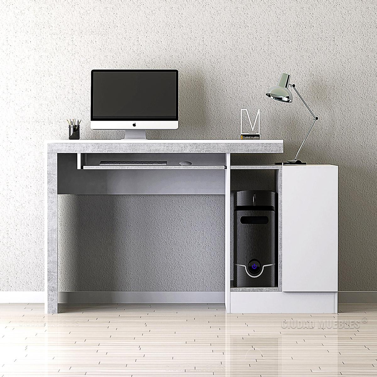 Mesa Para Computadora Moderna Ciudad Muebles
